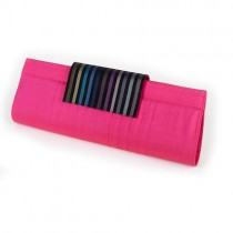 Silk Evening Clutch