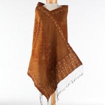 Wild Silk Shawl