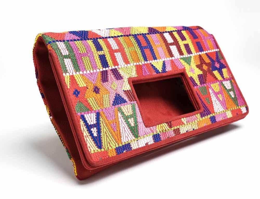 Quika Textile Handbag