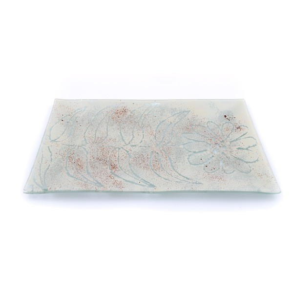 Rectangle Glass Plate From South Africa