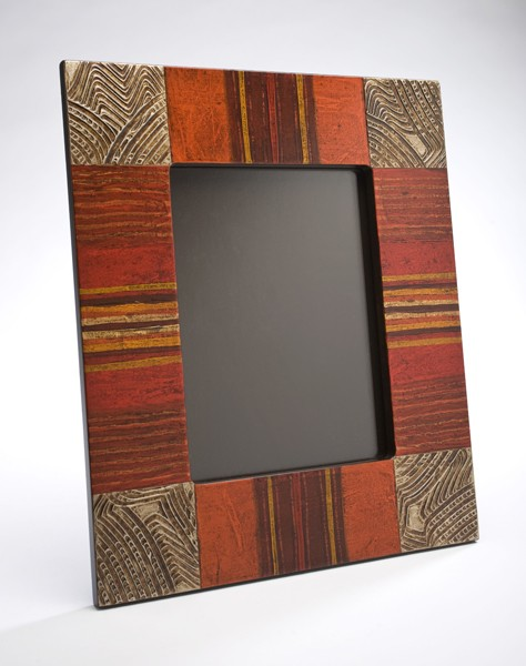 Hand-painted Picture Frame From Brazil