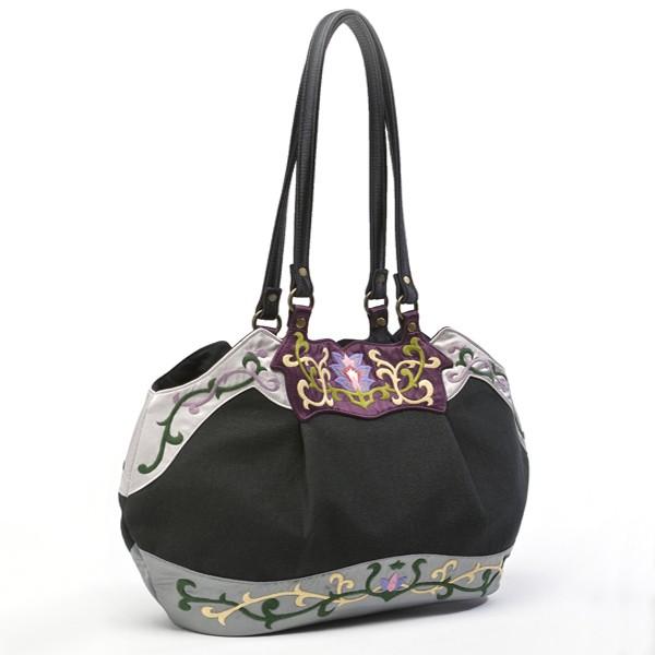 Hand Embroidered Shoulder Bag