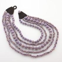 Multi-strand Seed Necklace From Ecuador