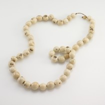 Single Strand Seed Necklace