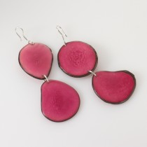 Vegetable Ivory Earrings