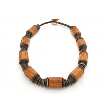 Tagua Bead Necklace
