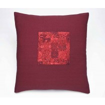 Hand Woven Cotton Throw Pillow