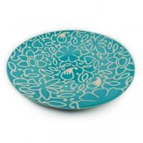 Stoneware Plate From Jordan