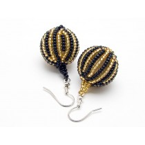 Glass Beaded Earrings
