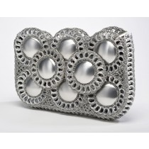 Pull-tab & Aluminum Clutch From Brazil