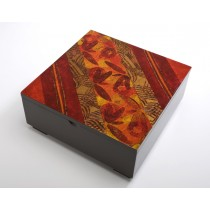 Hand-painted Square Box