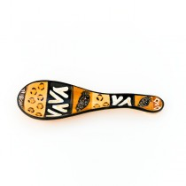 Ceramic Spoon Rest From South Africa