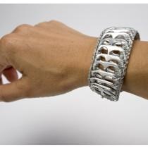 Pull-tab Cuff Bracelet